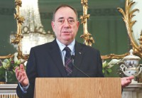 Scotland could still declare independence: Salmond