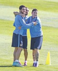 Atletico face Juve test