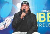 Five new Ayub Bachchu songs launched by GP