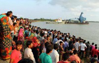 Death toll from Patuakhali launch capsize rises to 16