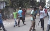 30 hurt in BNP factional clash in Rangpur