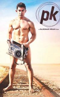 Aamir Khan bares all