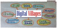 Digital villages for digital Bangladesh