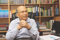 Brainstorming with Dr Goswami
