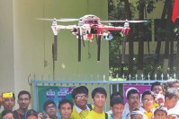Commercially viable drone developed