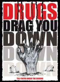 No to drug abuse and illicit trafficking