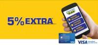 Easy.com.bd & Visa card brings 5% Extra Offer