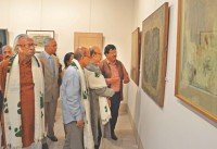 Showcasing a staggering art collection at Shilpakala Academy