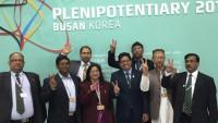 Bangladesh re-elected as an ITU executive member