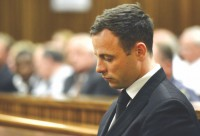 Five-year jail for Pistorius