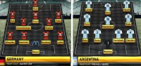 Meet finalists Germany, Argentina