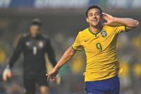 Lacklustre Brazil win
