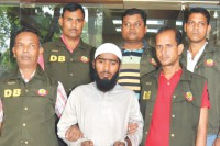 Another militant held in city