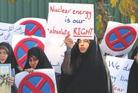 Nuclear deal not in sight