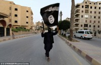ISIS fighters 'have contracted Ebola'