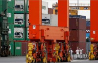 Japan exports rebound, but economy still not out of woods