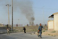 Taliban attack on Kabul airport over