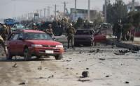 Kabul blast hits embassy vehicle