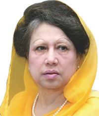 Khaleda 'fugitive'