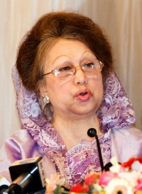 Not many Bangladeshis going to India: Khaleda