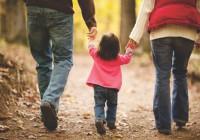Take kids for a nature walk