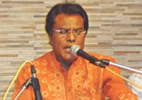 Mahadeb Ghose performs at IGCC