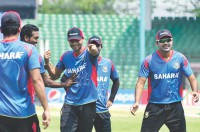 Mashrafe set to play against WI