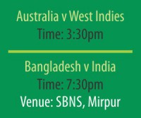Today's Matches