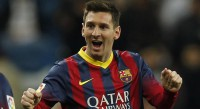 Messi treble as Barca edge Real