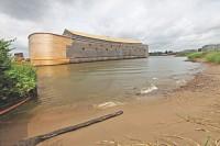The real-life Noah's Ark
