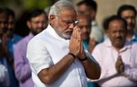 Modi takes oath as Indian PM