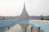 National Memorial Gets a Facelift