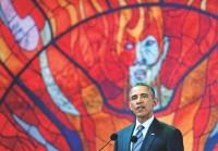 Obama hails India polls