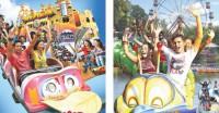 Pahela Boishakh at Fantasy Kingdom & Foy's Lake