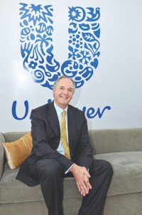Unilever goes from strength to strength