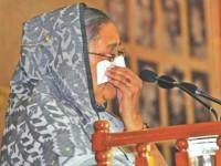 PM blasts Zia's 'role' in Mujib killing