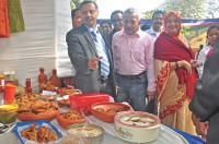 Poush mela and pitha utshab held