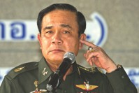 The general behind the coup
