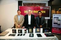 Flora brings six new Prestigio 3G tabs & smartphones