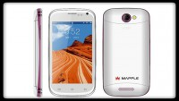 Mapple Mobile's Prime-3 Smartphone now available in markets