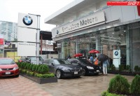 Executive Motors' brand new showroom and the new X5