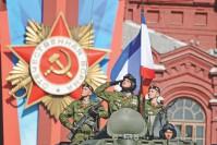 Putin takes victory lap to annexed Crimea
