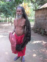 The life of a sadhu