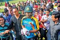 The World's Best Cricketer