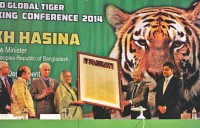 Save tigers, save nature
