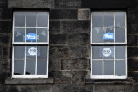 Coming out of the union: Scots focus on money issues
