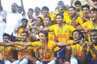 Sk Jamal crowned kings of domestic football