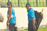 Lanka face West Indies today
