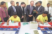 Mozena urges American Bangladeshis to invest in their roots