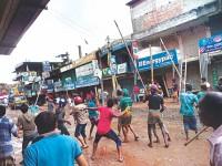 Sramik League runs amok in Sreepur